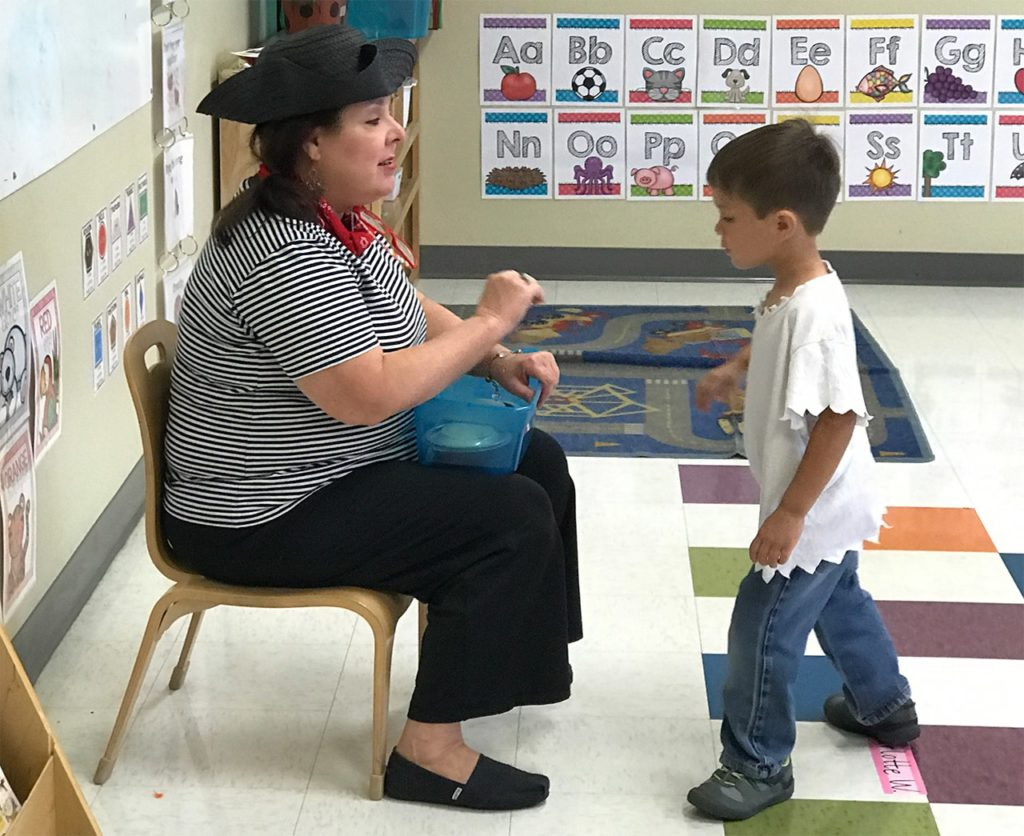 Early Childhood Education at a Preschool & Daycare Serving New Braunfels, TX