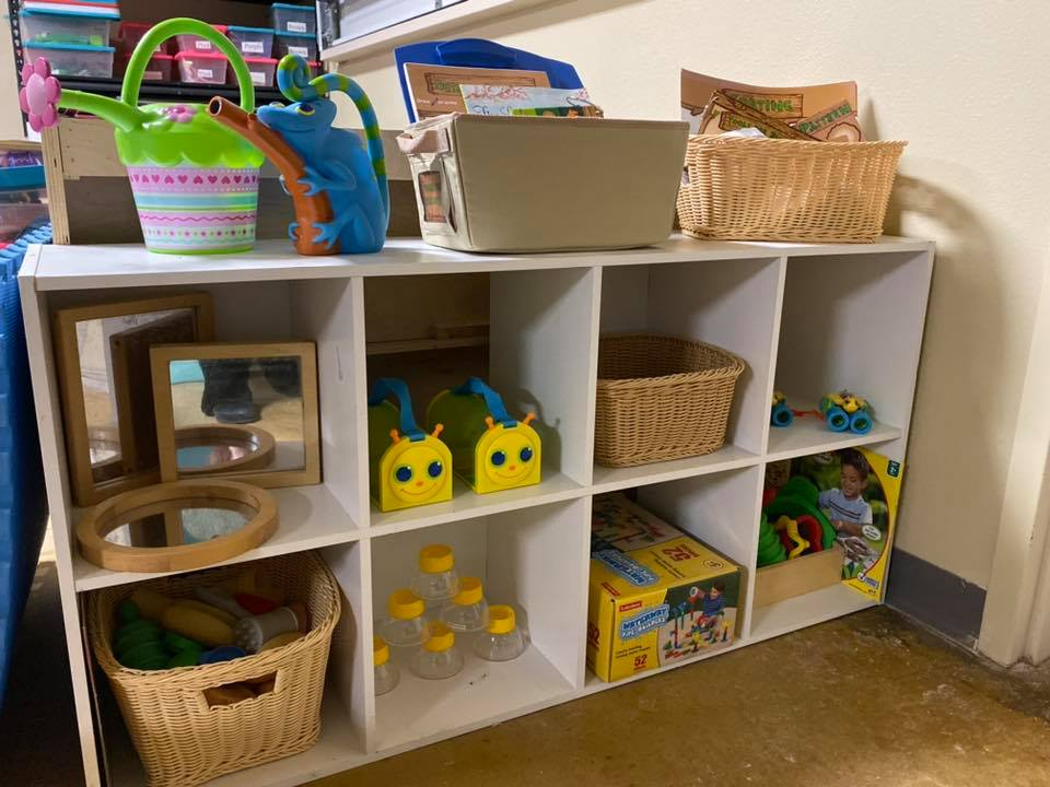 Baby toys at a Preschool & Daycare Serving New Braunfels, TX